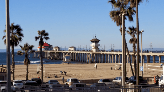 Huntington Beach Real Estate - pier near Huntington Pacific Condos