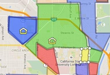 Los Altos Homes Long Beach CA