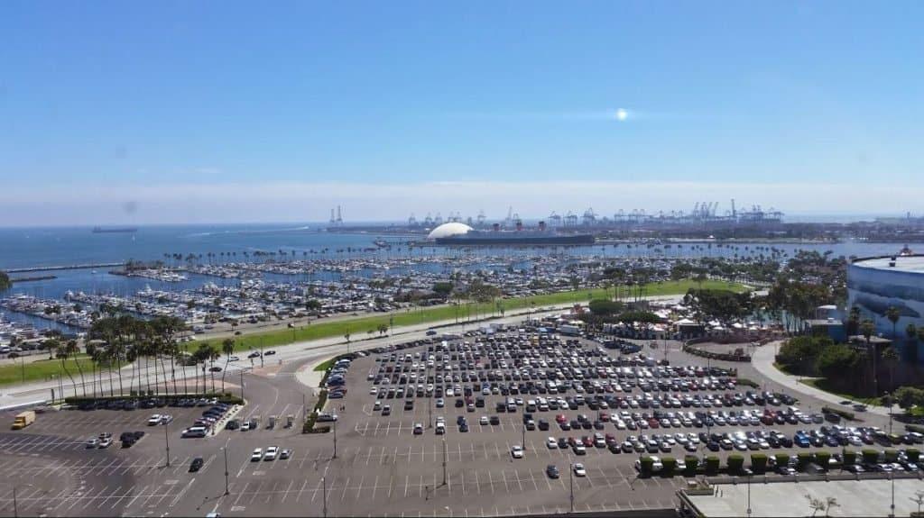 Aqua Condos Towers Long Beach