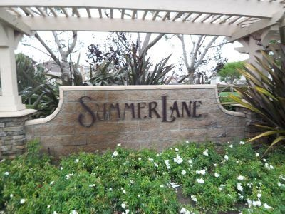 Summer Lane Huntington Beach Homes