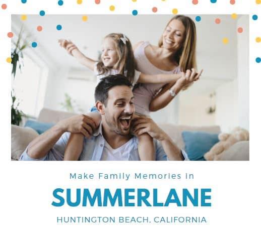 SummerLane Huntington Beach Homes