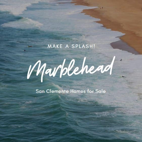 Marblehead Homes $1.300,000 to $2 million San Clemente