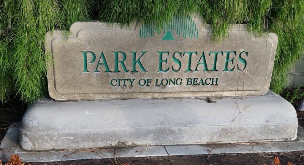Park Estates Long Beach Homes for Sale