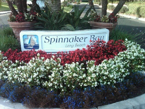 Spinnaker Bay homes Long Beach