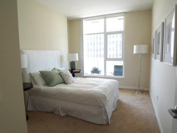 Typical Bedroom West Ocean