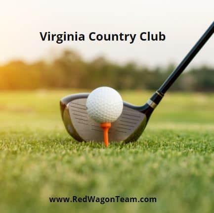 Virginia Country Club Homes