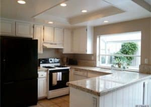 River Beach Townhomes Seal Beach Kitchen