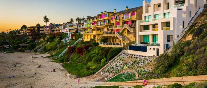 Corona Del Mar Homes - Beachfront houses