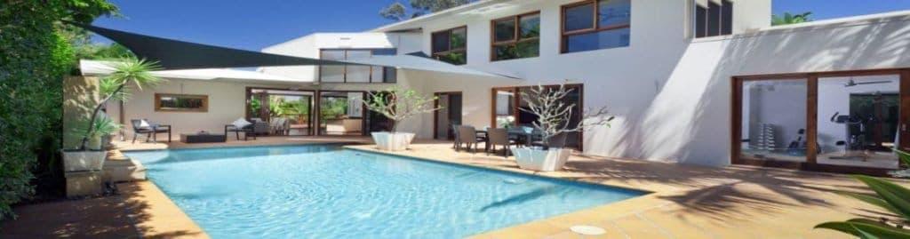 Southern California Beach Mansions
