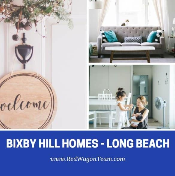 Bixby Hill Homes Long Beach CA