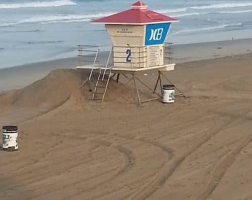Huntington Beach real estate beach view