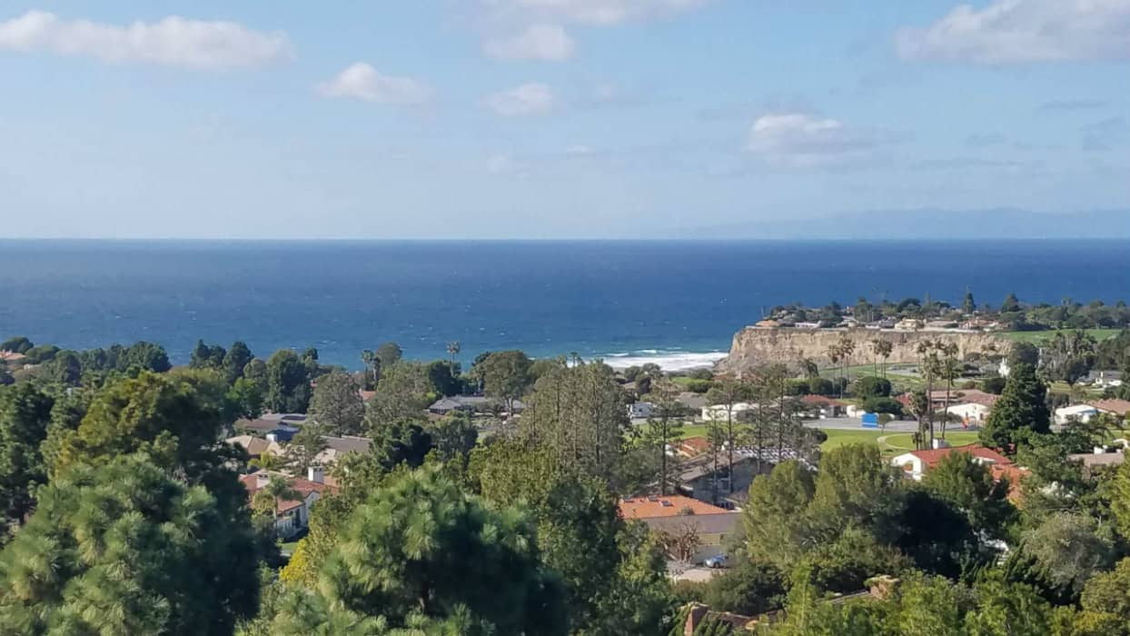 Palos Verdes Estates Homes California