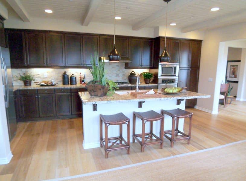 Pacific Shores Kitchen Huntington Beach New Homes
