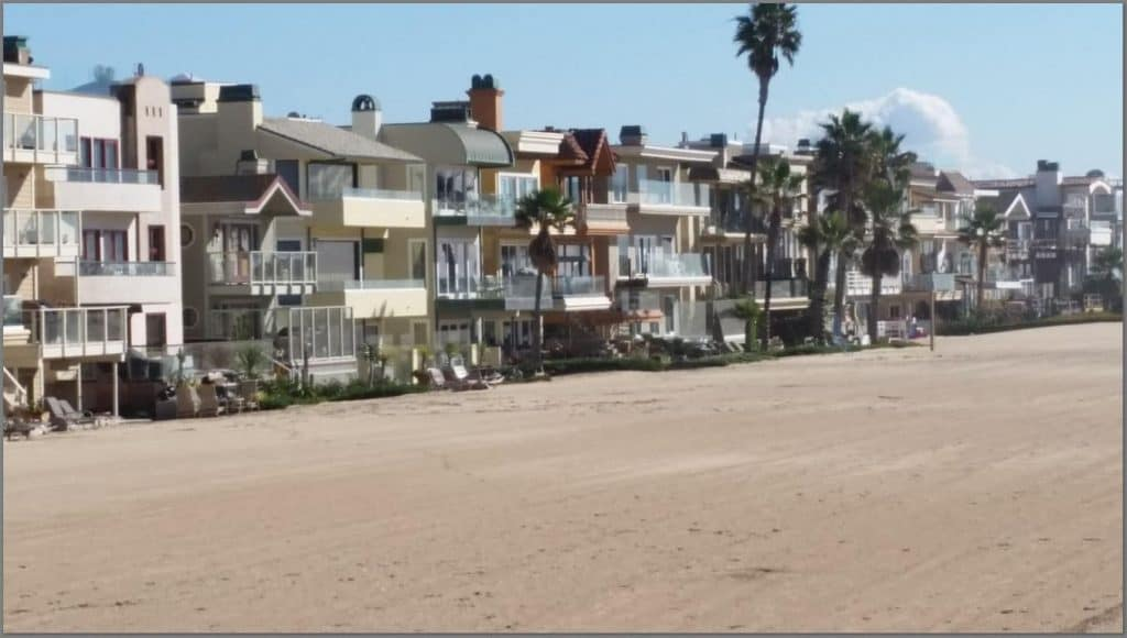 Row A - Surfside Real Estate - Ocean view homes