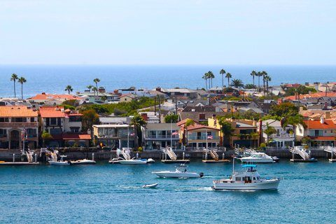 Balboa Island Homes - Newport Beach Real Estate