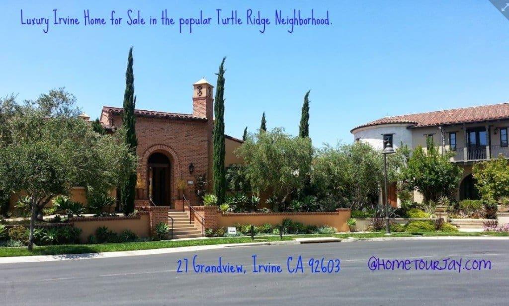 27 Grandview Irvine Turtle Ridge Luxury Home