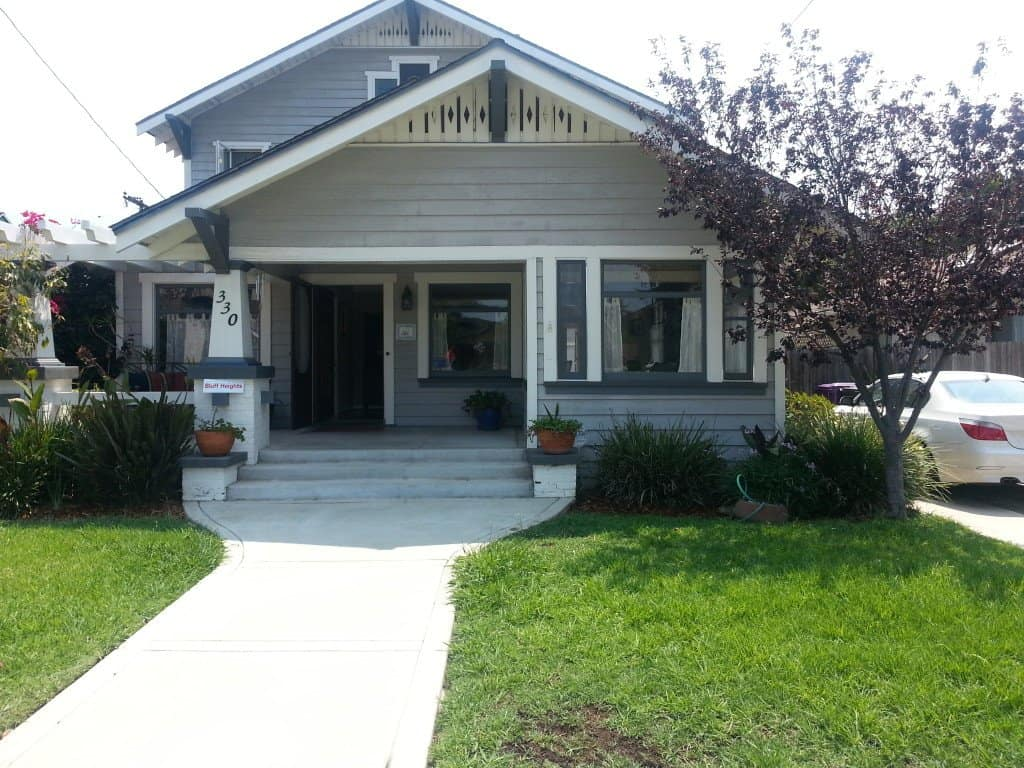 Bluff heights long beach real estate listings near for Bungalow home for sale