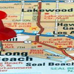 Long Beach Neighborhoods Map