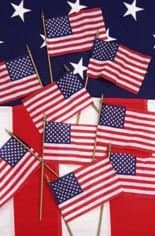 American-Flags-4th-of-July-2013