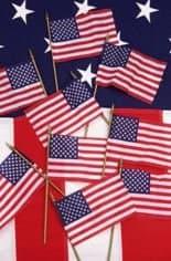 VA Approved Long Beach Condos | USA Flag