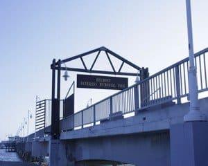 Belmont Veterans Memorial Pier Long Beach California