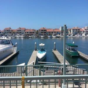 Huntington Harbor homes