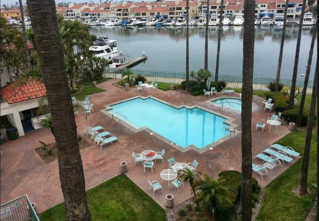 Portofino Cove Condos Pool in Huntington Beach 640