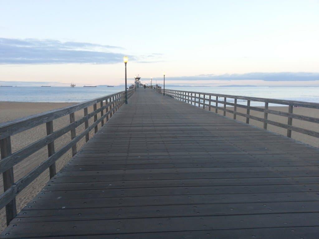 Seal Beach Pier - Seal Beach California