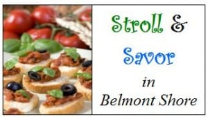 Belmont Shore Stroll and Savor