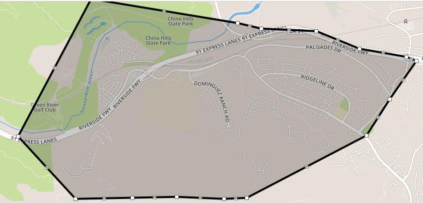 Corona Homes Close to Green River - 91 Freeway