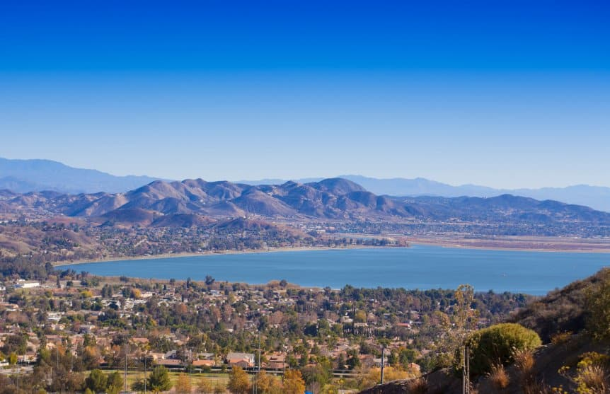 Lake Elsinore California