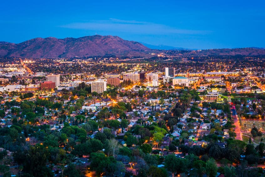 Riverside Real Estate in Southern California