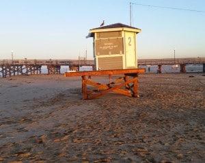 Seal Beach Lifeguard Station