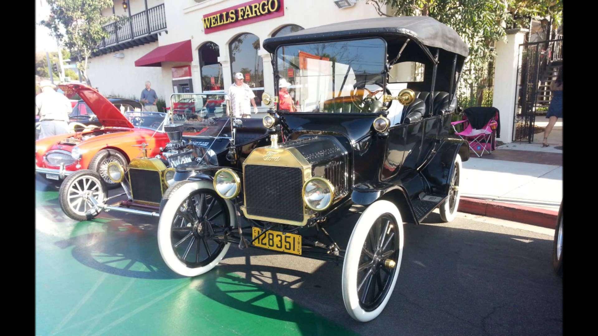 Long Beach Belmont Shore Car Show