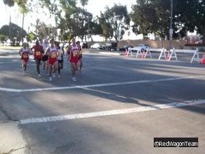 Long Beach Marathon 2009