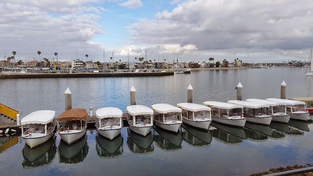 Long Beach Marina View from Malarkays
