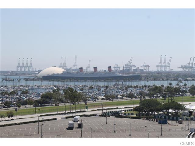 Downtown Long Beach Condos - Queen Mary Views