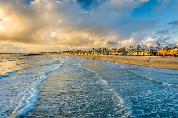 Newport Beach Beach front Homes-Oceanviews