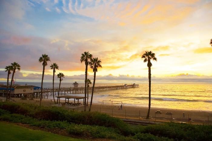 San Clemente Beach Front Homes - Ocean Views