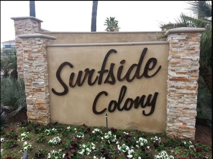 Surfside Colony Beach Front Homes - Ocean Views