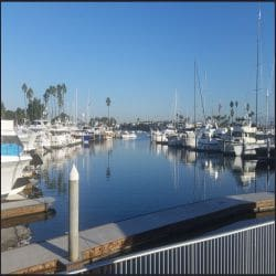 Southern California Homes Boat Docks