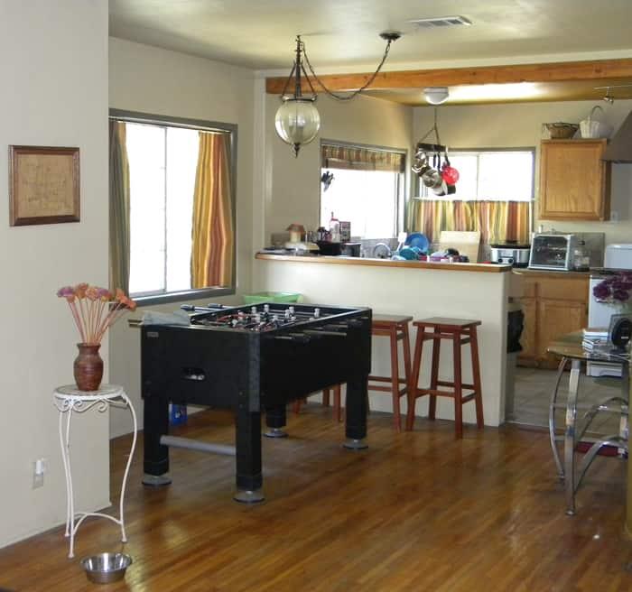 Kitchen Are of 7716 Hondo Street