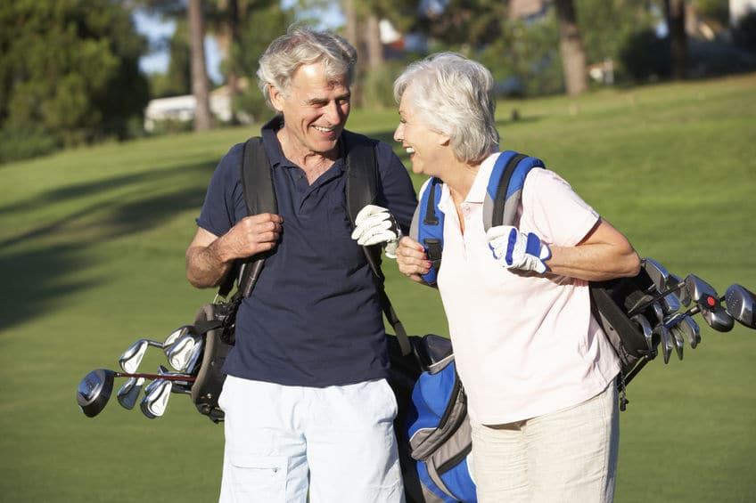 Southern California Homes Golf Course Views