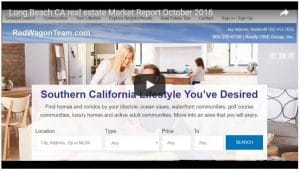 Long Beach CA Real Estate Market Statistics October 2016
