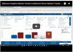 Belmont Heights Market Trends vs Belmont Shore Market Trends – February 2017