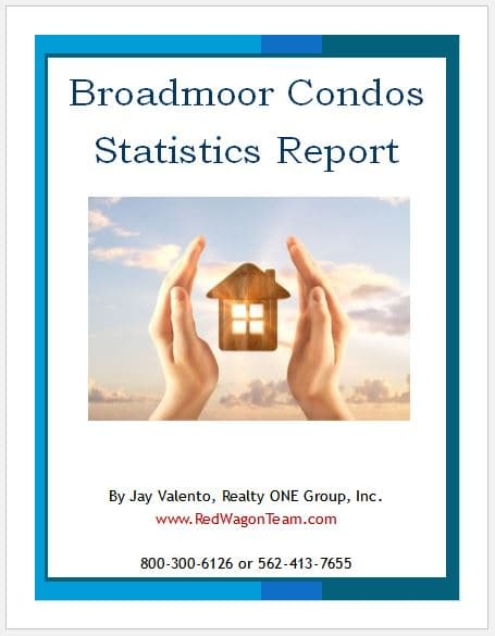 Broadmoor Condos Statistics Report - HB
