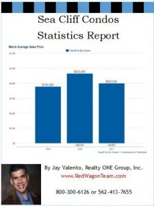 Seacliff CondosStatistics Report by Jay Valento