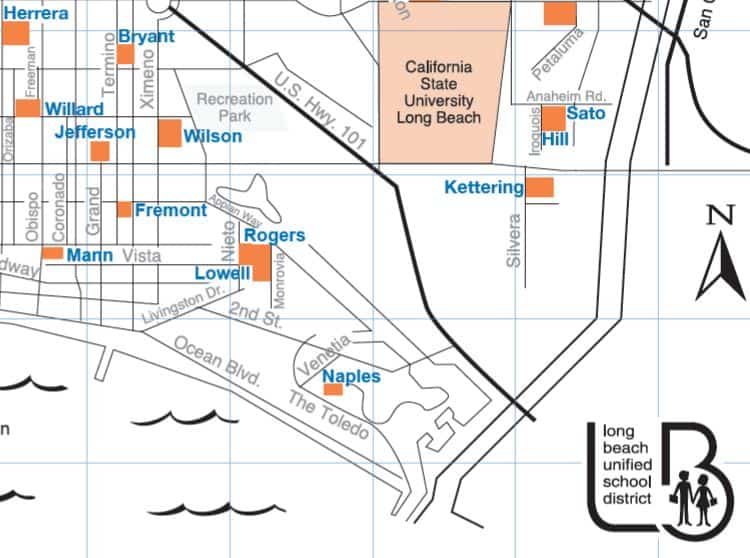 Long Beach Unified District - Long Beach Real Estate Guy on