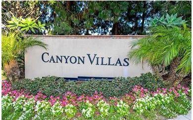 Canyon Villas - Aliso Viejo Condos