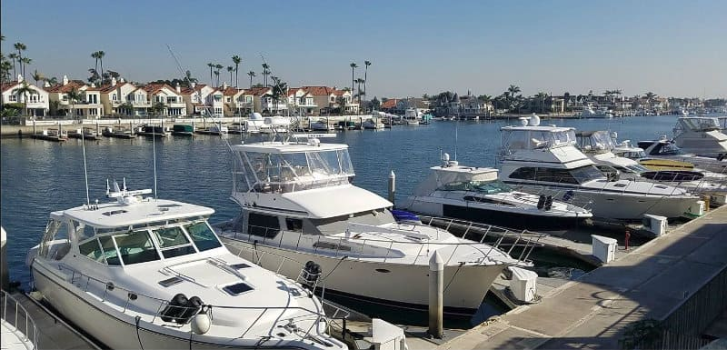 Long Beach Homes with Boat Slips